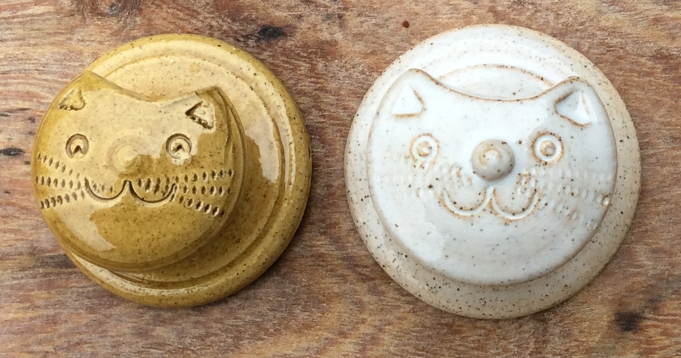 Drawer Knobs with cat design